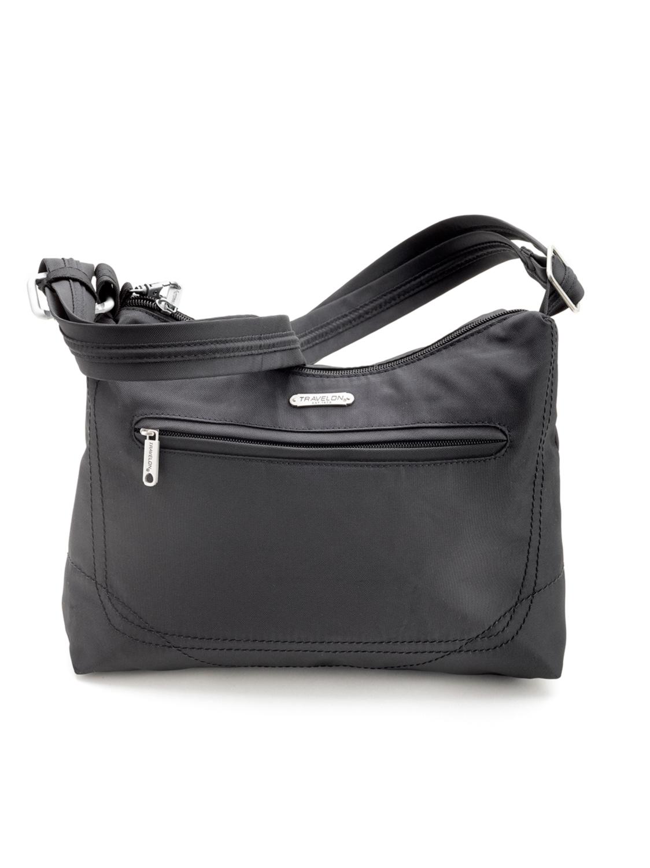 Travelon Adjustable organizer hobo bag NWT