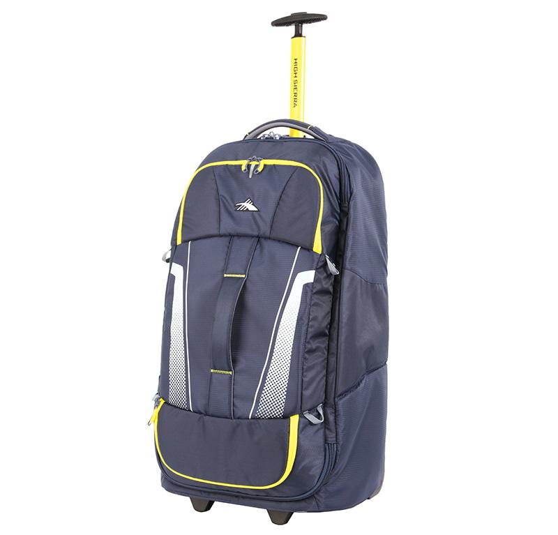 725f1933600 High Sierra – Composite V3 76cm Medium RFID Wheeled Duffle With Backpack ...