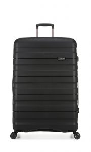 Antler – Juno 2.0 Large 80cm Hardside 4 Wheel Suitcase – Black