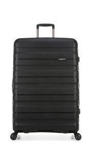 Antler – Juno 2.0 Medium 68cm Hardside 4 Wheel Suitcase – Black