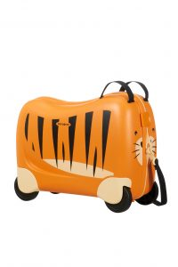 Samsonite Dream Rider Ride-On Childrens Suitcase Tiger 109640