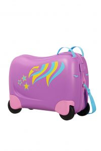 Samsonite Dream Rider Ride-On Children Suitcase Pony Poly 109640