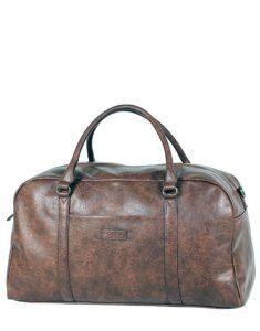 TOSCA Vegan Leather Duffle Bag – VG002